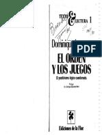 Lecourt Dominique Cap. 1 La revolución en filosofía. El círculo de Viena EL ORDEN Y LOS JUEGOS  pp. 63-118.pdf