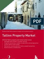 Tallinn Real Estate Market Review December 2010 Q4