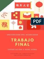 Estudio de Mercado- Hong Kong- Cosmética