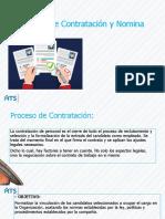 Proceso de Contratacion y Nomina 12
