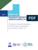 Cepal Latam Covid-19