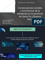 Consecuencias Economicas y Sociales de La Pandemia en Santa Fe y Buenos Aires-5hum-Chazarreta,Ferreyra y Ricart.