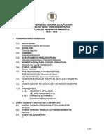 1. PEA - PROYECTO DE TESIS II WR 2020 2021