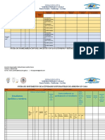 Fichas de trabajo y seguimiento educativo