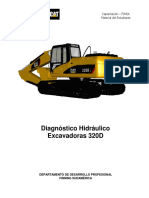 Diagnòstico Hidràulico 320D - Texto