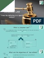 CONSUMER LAW  (2)