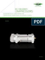 esp-30O-2 bitzer compressor