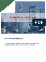 Tema III - Energías Alternativas