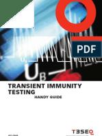 01 Transient Immunity Testing e