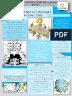ALTERNATIVAS O MECANISMOS PARA RESOLVER CONFLICTOS