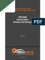 Manual INT300