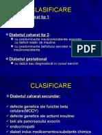 Diabet definitie,clasificare