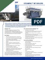 Windsor Steampac WT Boiler Brochure 2019