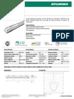 P37651-LED HERMETICA 1X18W T8 PC DL