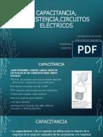 CAPACITANCIA, RESISTENCIA,CIRCUITOS ELÉCTRICOS.pdf