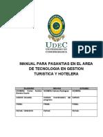 MANUAL DE PASANTIAS  2019