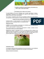 Actividad de aprendizaje 4_Aplicar mecanismos de control biológico para los cultivos de café y plátano