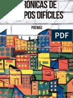 Crónicas de tiempos difíciles . Poemas Argentinos