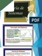 Presentación sistema