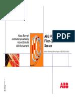 ABB Fiber-Optic Current Sensor-PRESENTACION