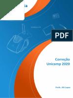 Prova-Unicamp-2020-História-e-Sociologia-Resolução