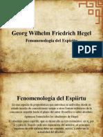 Sintesis - Fenomenología del Espíritu - Hegel