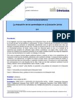 Curso Evaluacion Educ Inicial -Presentacion