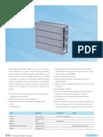 Halton-Pressure Relief Damper