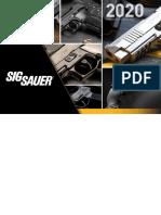 SigSauer Katalog2020 en Digital