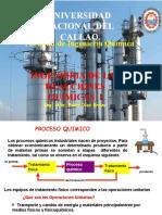 PROCESO QUÍMICO / CINÉTICA DE REACCIÓN / CALOR DE REACCIÓN