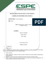 Informe Identificador de nivel, selector de nivel