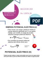 POTENCIAL ELECTRICO Y CAPACITORES.pptx