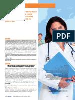 La contribución de la enfermera de Práctica Avanzada