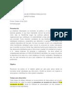 EsE.I TRABAJO DE  CAMPO-Taller Competitividad