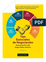 Libro Tips de negociacion-2020