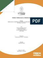 TRABAJO DE TEORIAS Y MODELOS DE LA COMUNICACION