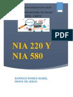NIA 220 Y 580