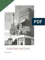 Mark Finn - Gods New and Used