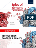 Chapter 8 Managing Control and Quality