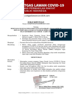046 - SK Satgas Daerah Lawan COVID-19 - DPRD Kab OKU Timur
