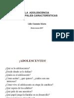ARCHIVO DE LA DOLESCENCIA