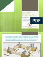 EXPOSICION ZAPATAS CONECTADAS
