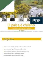 paisaje chileno por pintores