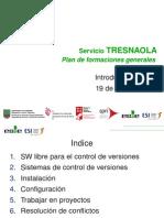 Cvs Formacion General Tresnaola