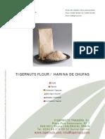 Tigernuts.flour.profile