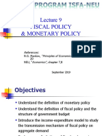 09_Fiscal and Monetary Policies