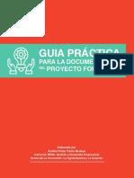 GUIA PRACTICA PARA LA DOCUMENTACIÓN DEL PROYECTO FORMATIVO(1) (3)