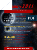 2011 la Planetariul Baia Mare