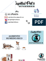 Catalogo Capital Pets 2020