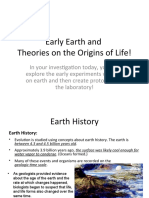 Early Earth and Theories.ppt